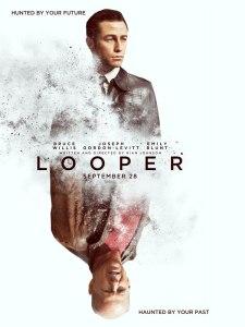 Looper affiche US