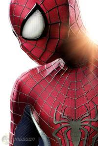 Le nouveau (?) costume de Spider-Man à l'écran