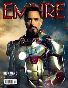 Tony Stark s'affiche en une du magazine Empire
