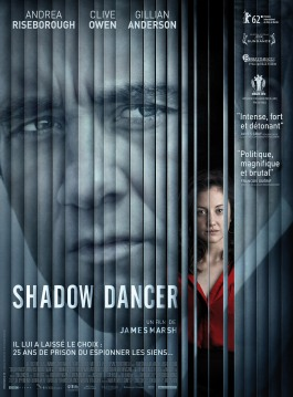 Affiche gauloise de Shadow Dancer