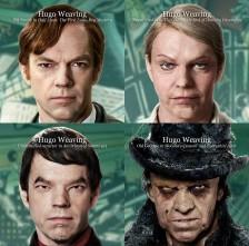 Tous les visages du mal...