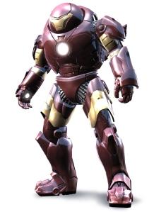 La Hulkbuster armor du comics