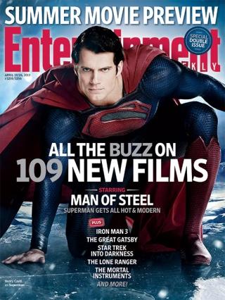 La super cover d'Entertainment Weekly