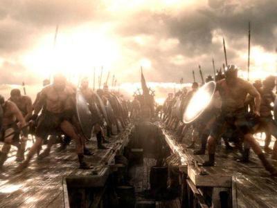 ca ressembleà 300, Spartacus etc.. etc..