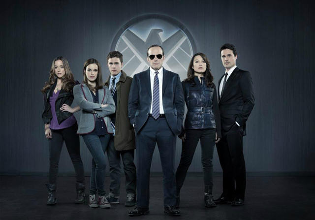 Les fiers agents du SHIELD