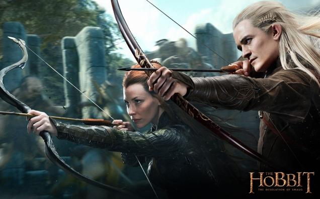 The-Desolation-of-Smaug-Tauriel-and-Legolas