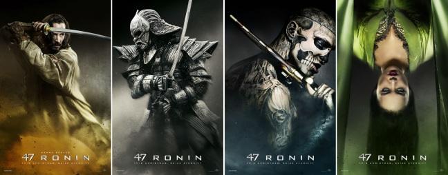 Les personnages les plus cool de cette affiche sont ceux que vous verrez le moins dans le film