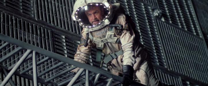 Sean Connery dans l'espaaaace.