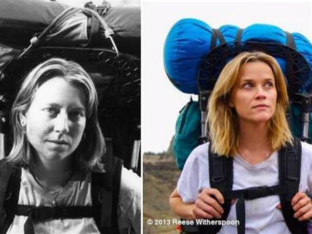 Cheryl Strayed (Cheryl Strayed) et Cheryl Strayed (Reese Witherspoon)