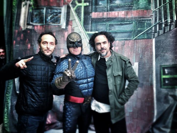 Emmanuel Lubezki , BIRDMAN ! et Alejandro G. Iñárritu  virtuoses au travail