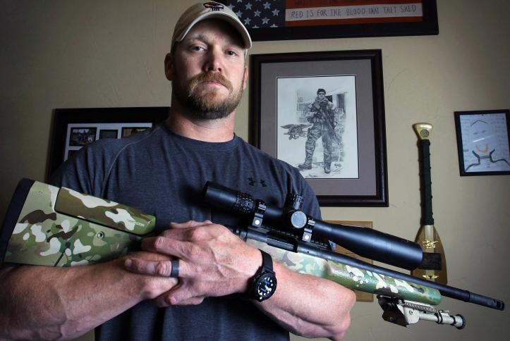 Sniper Chris Kyle
