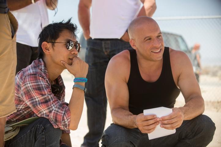 Furious 7 - James Wan Vin Diesel