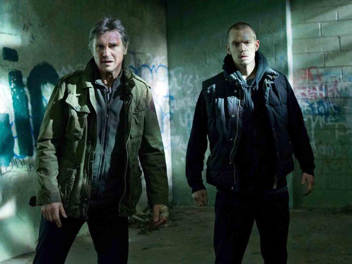 Les Conlon pére et fils (Liam Neeson et Joel Kinnaman)