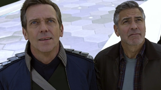 Doctor Ross vs Dr House (George Clooney et Hugh laurie)