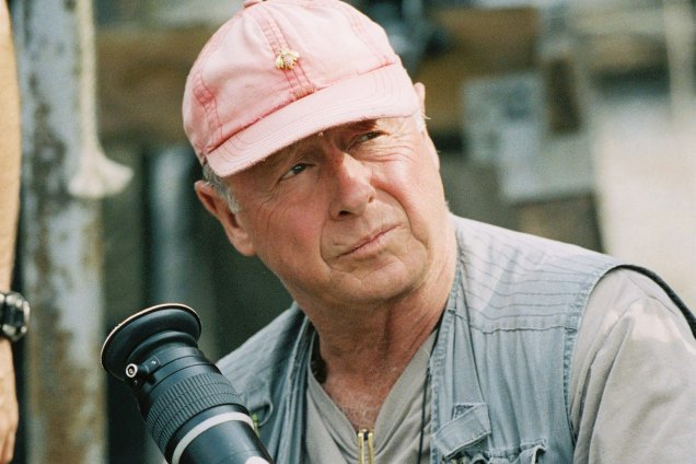 BTS: TONY SCOTT © TOUCHSTONE PICTURES AND JERRY BRUCKHEIMER, INC., ALL RIGHTS RESERVED