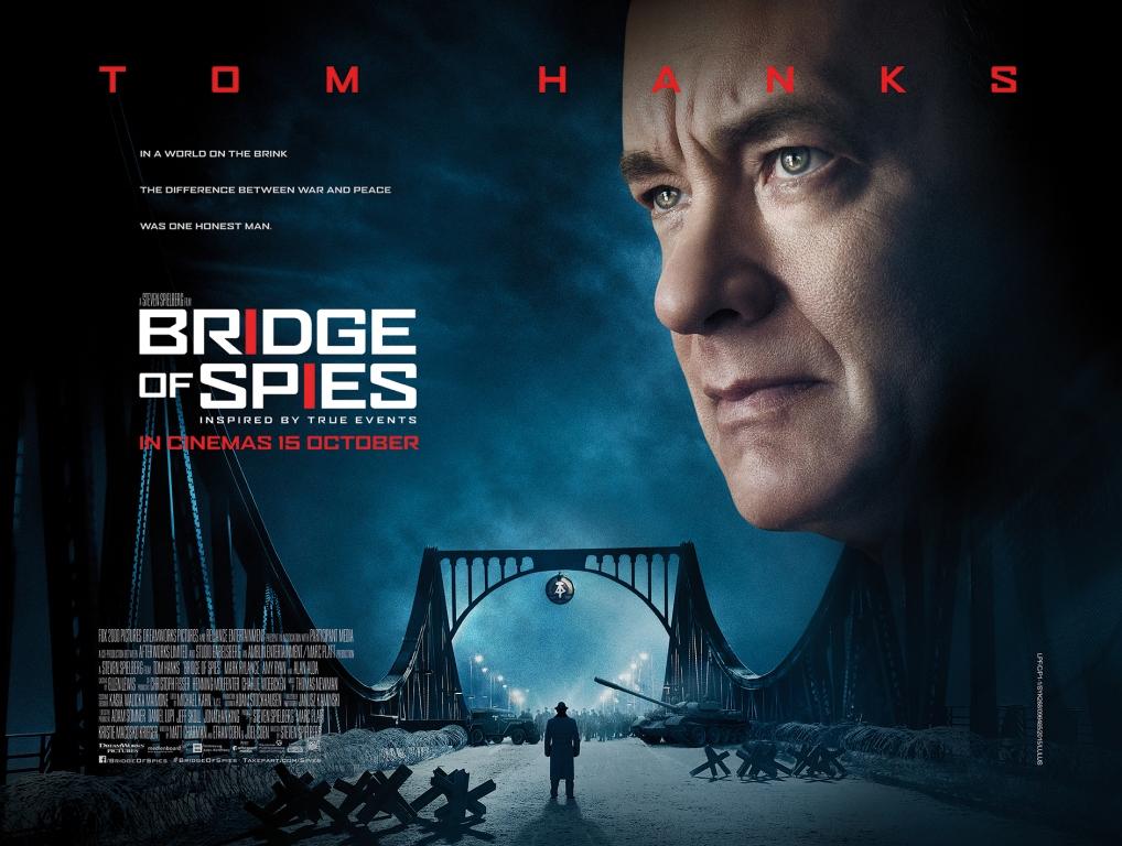 Le Pont Des Espions Critique L Ami Americain