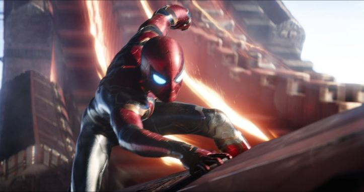 Avengers-Infinity-War-spider-man-cinemadroide